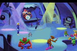 Space Quest I: Roger Wilco in the Sarien Encounter 12