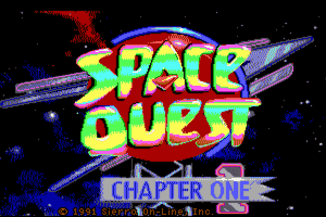 Space Quest I: Roger Wilco in the Sarien Encounter 15