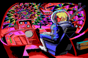 Space Quest I: Roger Wilco in the Sarien Encounter 17