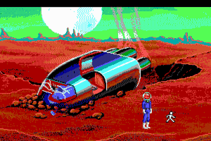 Space Quest I: Roger Wilco in the Sarien Encounter 18