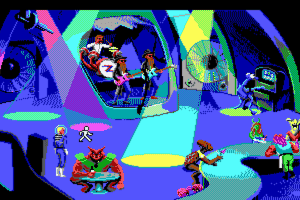 Space Quest I: Roger Wilco in the Sarien Encounter 20