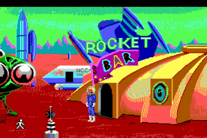 Space Quest I: Roger Wilco in the Sarien Encounter 21