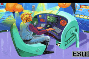 Space Quest I: Roger Wilco in the Sarien Encounter 23