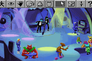 Space Quest I: Roger Wilco in the Sarien Encounter 28