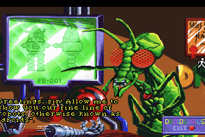 Space Quest I: Roger Wilco in the Sarien Encounter 30