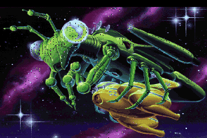 Space Quest I: Roger Wilco in the Sarien Encounter 4