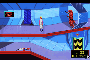 Space Quest I: Roger Wilco in the Sarien Encounter 5