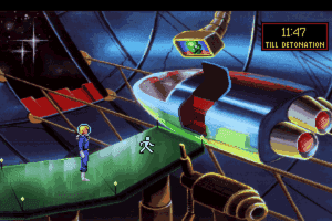 Space Quest I: Roger Wilco in the Sarien Encounter 6