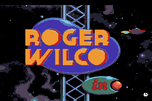 Space Quest I: Roger Wilco in the Sarien Encounter 1