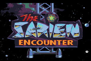 Space Quest I: Roger Wilco in the Sarien Encounter 2
