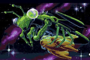 Space Quest I: Roger Wilco in the Sarien Encounter abandonware