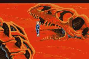 Space Quest I: Roger Wilco in the Sarien Encounter 7