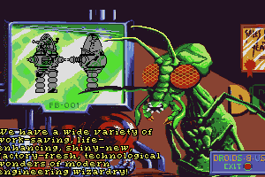 Space Quest I: Roger Wilco in the Sarien Encounter 8