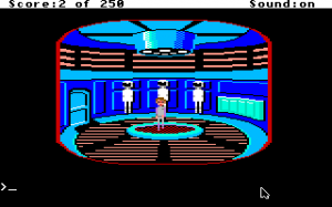 Space Quest II: Chapter II - Vohaul's Revenge abandonware