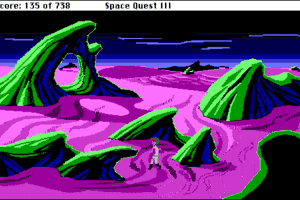 Space Quest III: The Pirates of Pestulon 13