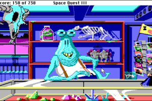 Space Quest III: The Pirates of Pestulon 15