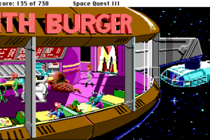 Space Quest III: The Pirates of Pestulon 17
