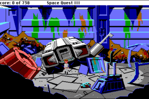Space Quest III: The Pirates of Pestulon 1