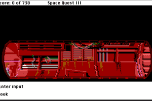 Space Quest III: The Pirates of Pestulon 2