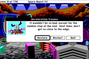 Space Quest III: The Pirates of Pestulon 3