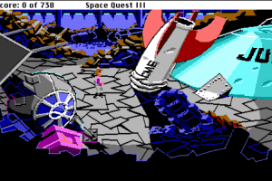 Space Quest III: The Pirates of Pestulon 4