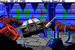 Space Quest III: The Pirates of Pestulon 16