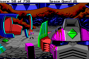 Space Quest III: The Pirates of Pestulon 18