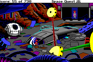 Space Quest III: The Pirates of Pestulon 19