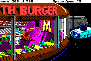 Space Quest III: The Pirates of Pestulon 25