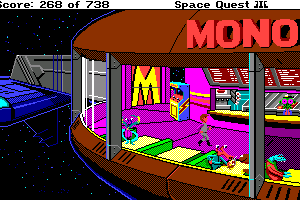 Space Quest III: The Pirates of Pestulon 26