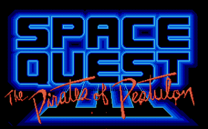 Space Quest III: The Pirates of Pestulon 0