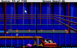 Space Quest III: The Pirates of Pestulon 11