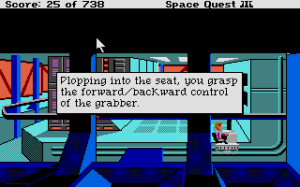 Space Quest III: The Pirates of Pestulon 12