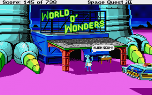 Space Quest III: The Pirates of Pestulon 20