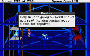 Space Quest III: The Pirates of Pestulon 24