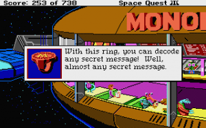 Space Quest III: The Pirates of Pestulon 28
