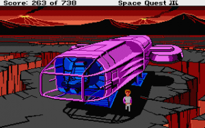 Space Quest III: The Pirates of Pestulon 31