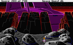 Space Quest III: The Pirates of Pestulon 34