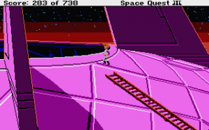 Space Quest III: The Pirates of Pestulon 35