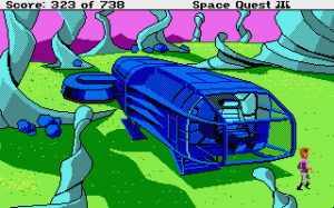 Space Quest III: The Pirates of Pestulon 36