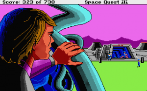Space Quest III: The Pirates of Pestulon 37