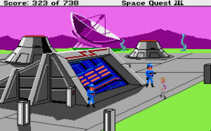 Space Quest III: The Pirates of Pestulon 38