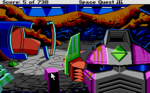 Space Quest III: The Pirates of Pestulon 7