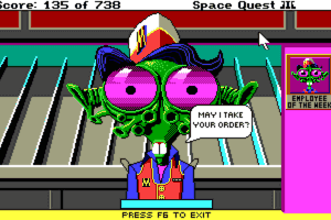 Space Quest III: The Pirates of Pestulon 14