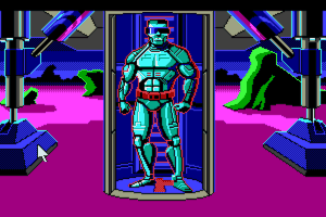 Space Quest III: The Pirates of Pestulon abandonware