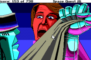 Space Quest III: The Pirates of Pestulon 21