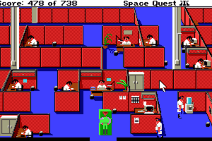 Space Quest III: The Pirates of Pestulon 22