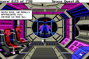 Space Quest III: The Pirates of Pestulon 27
