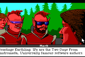 Space Quest III: The Pirates of Pestulon 32