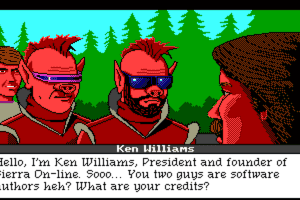 Space Quest III: The Pirates of Pestulon 33